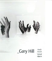 Gary Hill- Hand Heard Liminal objects